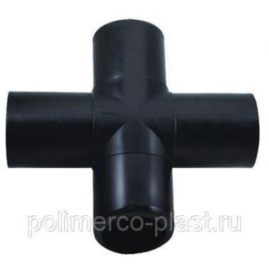 Крестовина литая ПЭ100 SDR11