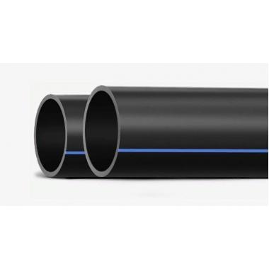 Напорная труба ПЭ для сетей водоснабжения ГОСТ 18599 SDR 9 125, 14.0
