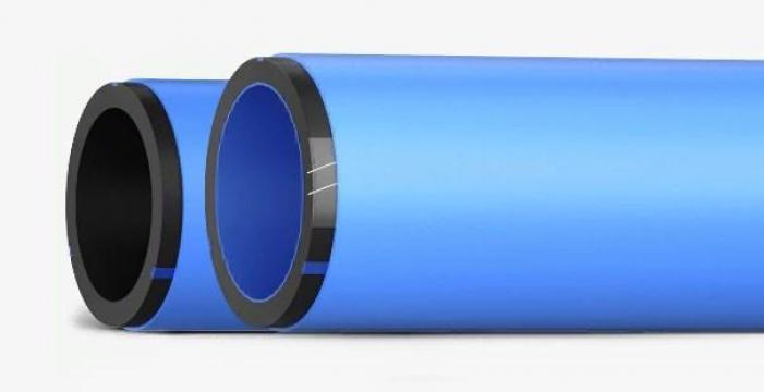 Труба серии Протект для водоснабжения SDR 21 160, 7.7