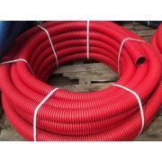 Труба защитная двустенная NASHORN 160, Красный