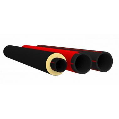 Напорная труба из PE-RT тип II неизолированные с защитным покрытием PROSAFE® SDR 7,4 500
