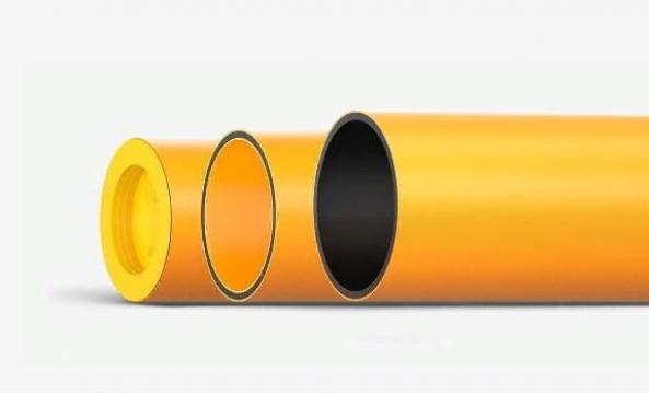 Труба серии Мультипайп для газопроводов SDR 13,6 250, 18.4