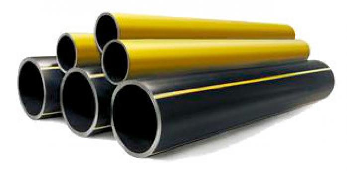 Труба ПЭ 100RC для газопроводов SDR 13.6 160