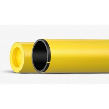 Труба полиэтиленовая серии ПРОТЕКТ для газопроводов SDR 9 225, 25.2