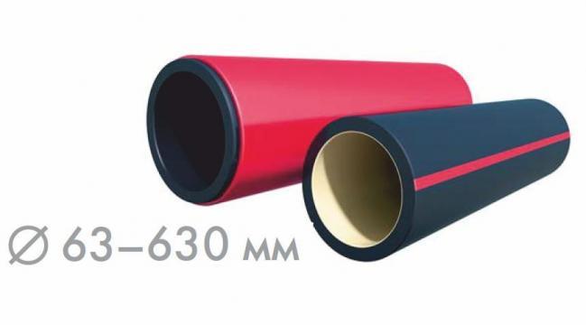 Труба термостойкая для кабельных сетей ГОСТ Р МЭК 61386.24-2014 180
