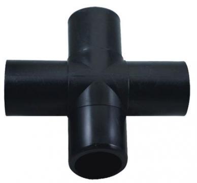 Крестовина литая 75 мм