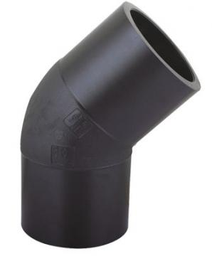 Отвод 45° 710 мм  ПЭ100 SDR17