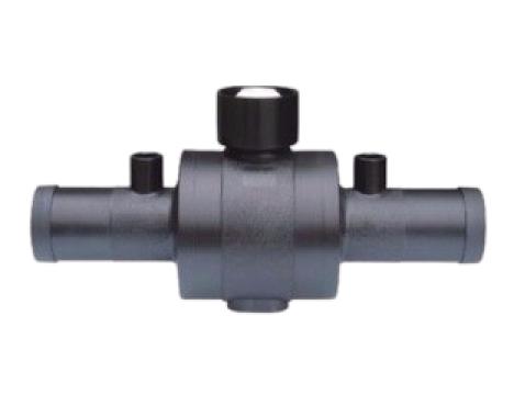 Шаровый кран 40 мм ПЭ100 SDR11
